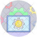 Money Management Financial Planning Budget Forecasting Icon