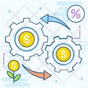 Make Money Money Management Financial Management Icon
