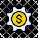 Dollar Project Setting Icon