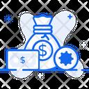 Money Management Financial Management Cash Management Icon