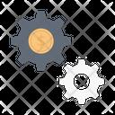 Setting Business Dollar Icon