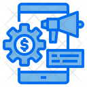 Mobile Gear Currency Icon