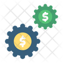 Money Management Coin Money Icon