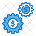 Money Management Bank Coin Icon