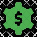 Money Management Finance Management Setting Money Icon