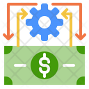 Money Management Money Investment Icon