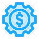 Money Management Produce Process Icon