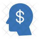 Money Mind Dollar Money Icon