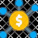 Money Network Finance Network Finance Icon