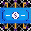 Money Network Money Cash Icon