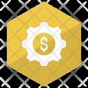 Money Optimization Dollar Icon