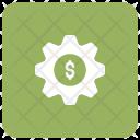 Money Optimization Setting Icon