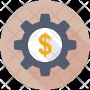 Dollar Exchange Money Icon