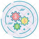 Money Optimization Gear Icon