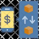 Money Order Smartphone Icon