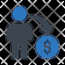 Pay Dollar User Icon