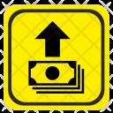 Money Pay Road Icon