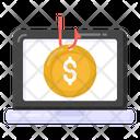 Money Phishing Icon