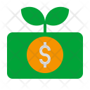 Money Investment Growth Icon