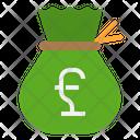 Money Pond Bag Icon