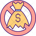 Money Problems Contract Icon