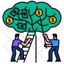 Money Profit Profit Finance Icon