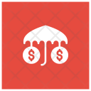 Dollar Protection Secure Icon