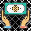 Money Protection Secure Money Saving Money Icon
