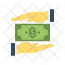 Protection Dollar Secure Icon
