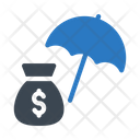 Dollar Protection Security Icon