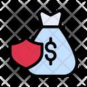 Dollar Bag Money Icon