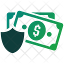 Money Protection Money Financial Protection Icon