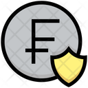 Money Protection Currency Protection Money Security Icon