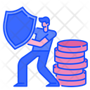 Money Protection Protection Guard Icon