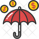Money Rain Cash Icon