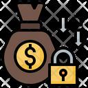 Money Recession Icon