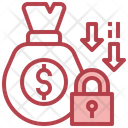 Money Recession Money Security Dollar Security Icon