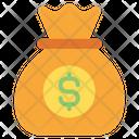 Money Sack Savings Money Icon