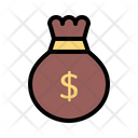 Money Sack Money Pouch Money Icon