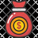 Money Sack Moneybag Icon