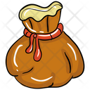 Witch Sack Money Sack Currency Sack Icon