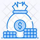 Money Sack Money Bag Coin Sack Icon