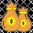 Money Sack Money Dollar Icon
