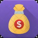 Money Bag Sack Icon