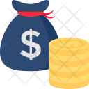 Money Sack Pouch Icon