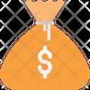 Money Sack Dollar Sack Cash Bag Icon