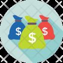 Money Sacks Icon