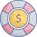 Saving Budget Profit Icon