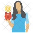 Money Collection Saving Icon