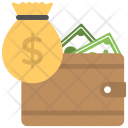 Cash Hand Payment Icon